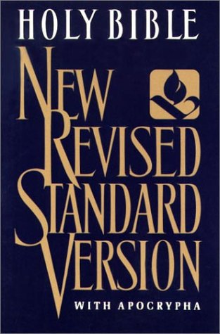 Holy Bible   1989 edition cover