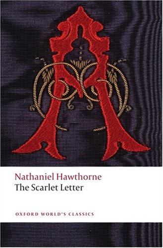 Scarlet Letter  2nd 2008 edition cover