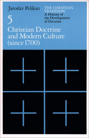 Christian Doctrine and Modern Culture since 1700   1991 edition cover