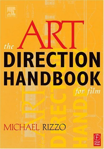 Art Direction Handbook for Film   2005 edition cover
