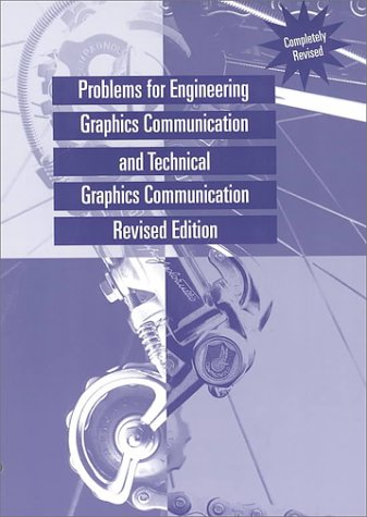 Problems for Engineering Communications and Technical Graphic Communications  1995 9780256267808 Front Cover