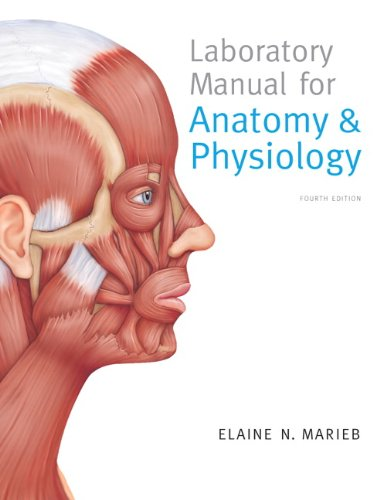 Laboratory Manual for Anatomy and Physiology  4th 2011 edition cover