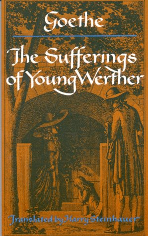 Sufferings of Young Werther  N/A edition cover