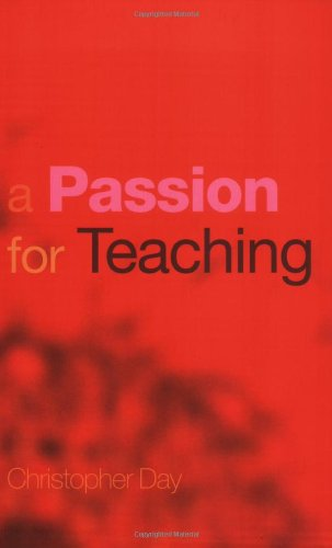 Passion for Teaching   2004 edition cover