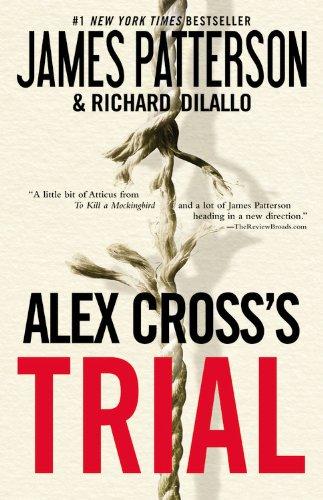 Alex Cross's Trial   2010 edition cover