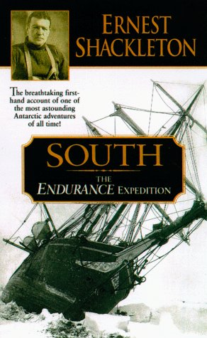 South The Endurance Expedition  1999 edition cover