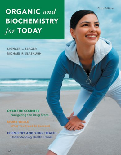 Organic and Biochemistry for Today  6th 2008 9780495112808 Front Cover