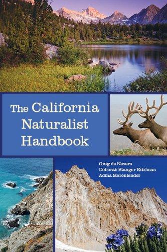 California Naturalist Handbook   2013 edition cover