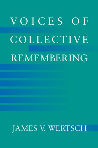 Voices of Collective Remembering   2002 edition cover