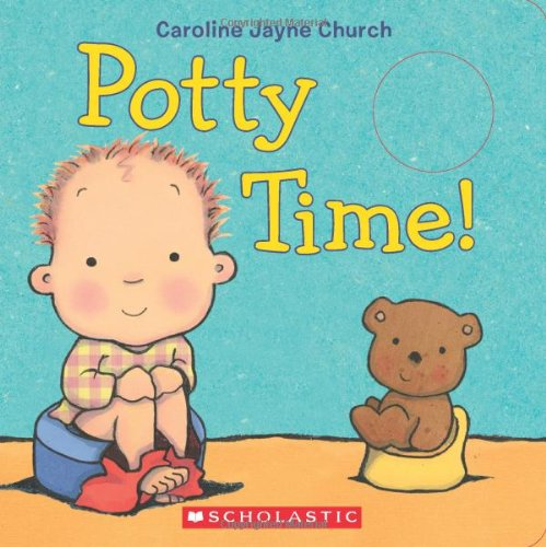 Potty Time!  N/A 9780545350808 Front Cover