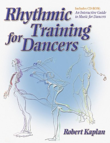 Rhythmic Training for Dancers   2002 edition cover