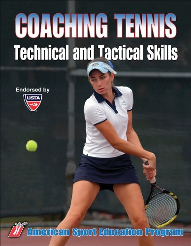 Coaching Tennis Technical and Tactical Skills   2009 edition cover