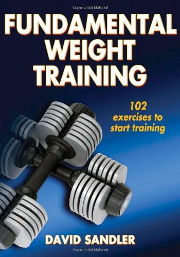 Fundamental Weight Training   2010 edition cover