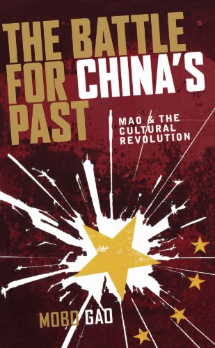 Battle for China's Past Mao and the Cultural Revolution  2008 9780745327808 Front Cover