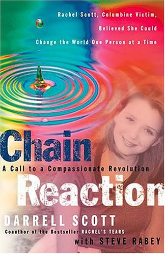 Chain Reaction : A Call to Compassionate Revolution  2001 edition cover