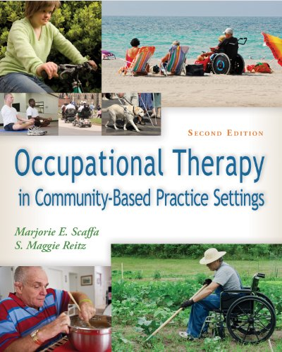 Occupational Therapy in Community-based Practice Settings:   2013 edition cover