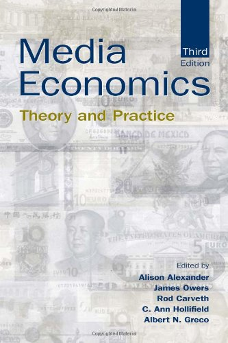 Media Economics Theory and Practice 3rd 2003 (Revised) edition cover