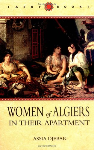Women of Algiers in Their Apartment   1999 edition cover