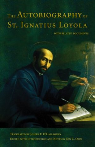 Autobiography of St. Ignatius Loyola   1993 9780823214808 Front Cover