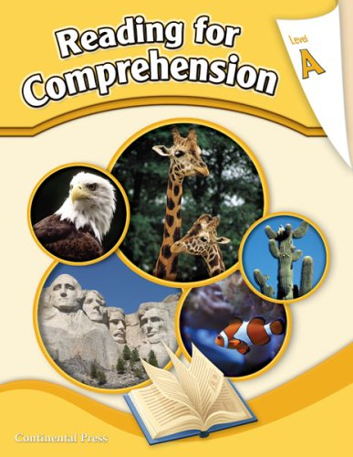 Reading for Comprehension Level A N/A edition cover