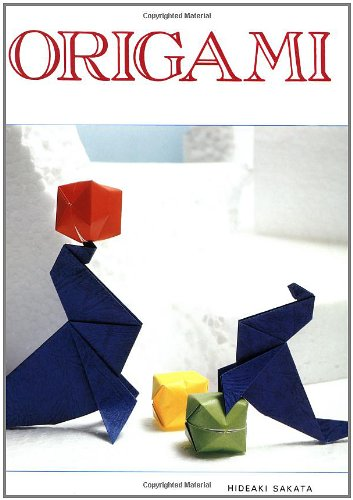 Origami   1984 9780870405808 Front Cover