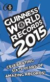 Guinness World Records 2015  N/A edition cover
