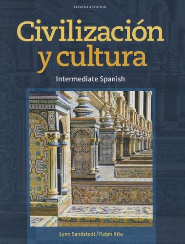 Civilizacion y cultura / Civilization and Culture: 11th 2013 edition cover