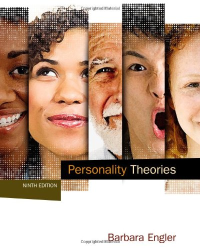 Personality Theories  9th 2014 edition cover