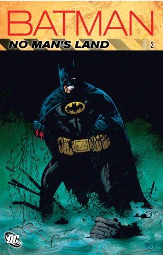 Batman: No Man's Land Vol. 2   2011 9781401233808 Front Cover