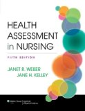 Health Assessment in Nursing  5th 2013 (Revised) 9781451142808 Front Cover