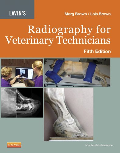 Lavin's Radiography for Veterinary Technicians  5th edition cover