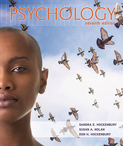 Psychology  7th 2015 edition cover