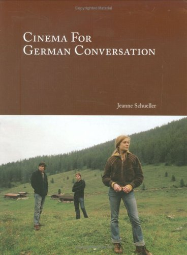 Cinema for German Conversation   2009 edition cover