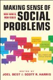Making Sense of Social Problems New Images, New Issues  2013 edition cover