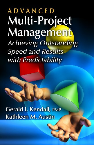 Advanced Multi-Project Management   2012 edition cover
