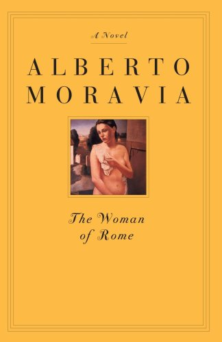 Woman of Rome A Novel  1999 (Reprint) 9781883642808 Front Cover