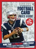 Beckett Football Card Price Guide: 2013 Edition  2013 9781936681808 Front Cover
