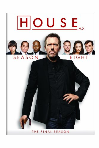 House, M.D.: Season 8 System.Collections.Generic.List`1[System.String] artwork