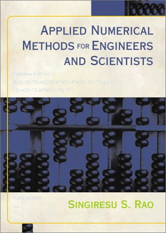 Applied Numerical Methods for Engineers and Scientists   2002 edition cover