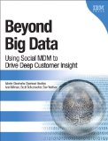 Beyond Big Data Using Social MDM to Drive Deep Customer Insight  2015 9780133509809 Front Cover