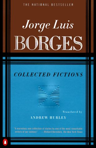 Collected Fictions   1998 edition cover