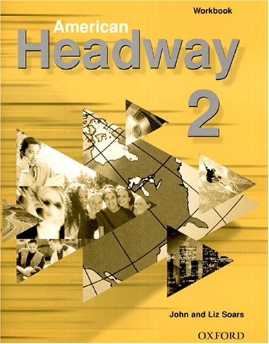 American Headway, Level 2  Workbook  edition cover
