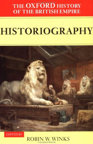 Historiography   2001 9780199246809 Front Cover