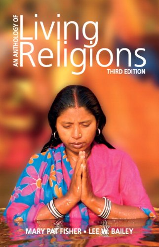 Anthology of Living Religions  3rd 2012 (Revised) edition cover