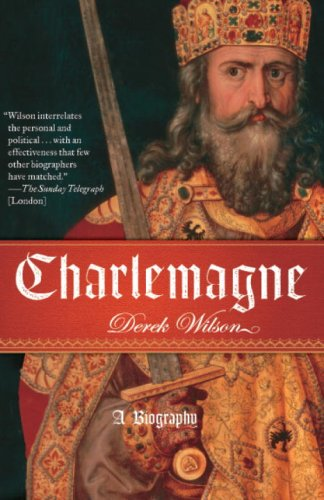 Charlemagne A Biography N/A edition cover