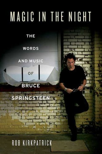 Magic in the Night The Words and Music of Bruce Springsteen  2009 edition cover
