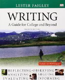 Writing: A Guide for College and Beyond  2015 edition cover