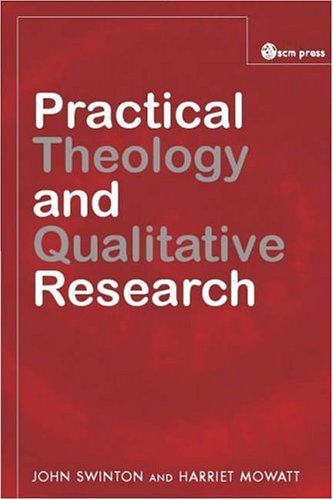 Practical Theology and Qualitative Research   2005 edition cover
