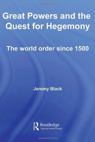 hegemony or survival essay