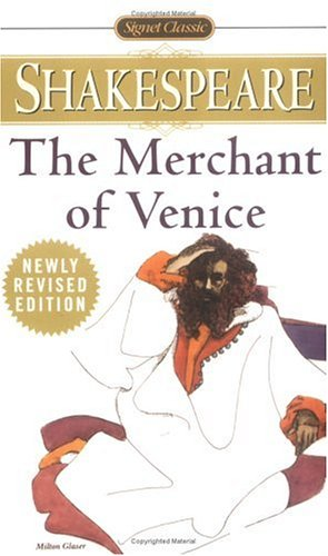 Merchant of Venice Texts and Contexts 2nd (Revised) edition cover